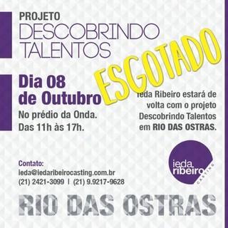 Work Rio das Ostras-esgotado